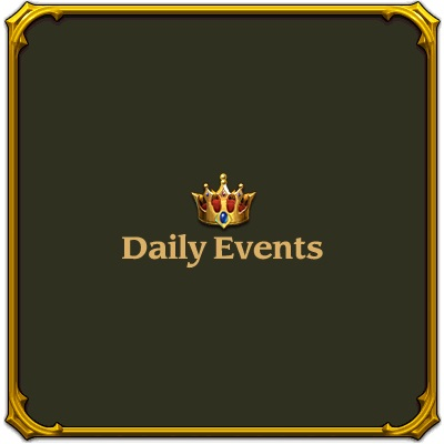 Daily Events